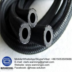 Supply Air Brake Hose; Application: Truck braking systems; Tube: EPDM, Cover: EPDM; Reinforcement: High strength polyester braid; WP: 290 psi; Special Features: To SAE J1402; Temperature: -35°C to 75°C; Size Range: 10mm to 13mm