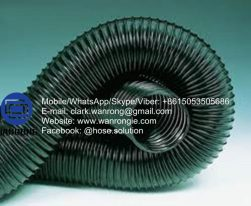 Supply Air Seeder Suction & Delivery Hose; Application: Designed for seed sowing and ducting; Special Features: UV stabilized; Tube: PVC, Cover: PVC; Temperature: -5°C to 60°C; Size Range: 25mm to 75mm