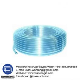 Supply Clear Vinyl Tube; Application: Low pressure application; Special Features: FDA, Non toxic; Tube: PVC, Cover: PVC; WP: *114 to 29 psi; Temperature: -5°C to 60°C; Size Range: 3mm to 50mm