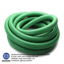 Supply Composite Chemical Delivery Hose; Application: Discharge use on road/rail tankers; Special Features: Anti static & Abrasion resistant; Tube: PP, Cover: PE; Reinforcement: Wire helix-Internal & External; WP: 145 psi; Temperature: -40°C to 80°C; Size Range: 25mm to 100mm