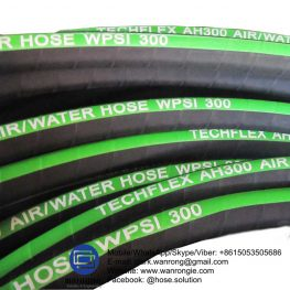 Supply EPDM Hose; Application: Versatile hose found in industrial, construction and agricultural applications; Special Features: UV stabilized; Tube: EPDM, Cover: EPDM; Reinforcement: High strength polyester braid; WP: 200 psi; Temperature: -25°C to 100°C; Size Range: 6mm to 25mm
