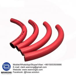 Hot Air Blower Hose: Tube: EPR; Cover: EPDM Reinforcement: High strength synthetic cord WP: 150 psi; Temperature: -40°C to 180°C Special Feature: Ozone Resistant Size Range: 75mm Application: Dry bulk transfers. WANRONG INDUSTRY & ENGINEERING LIMITED Mobile/WhatsApp/Skype/Viber: +8615053505686 Tel: +86-18853542801 Email: clark.wanrong@gmail.com Website: https://www.wanrongie.com Facebook: http://www.facebook.com/Industrial.Rubber.Hose LinkedIn: http://www.linkedin.com/showcase/industrial-hoses Twitter: http://twitter.com/hose_solution Pinterest: http://pin.it/emb6ms7mnorahg YouTube: http://youtu.be/GCRqMa-mqQ8