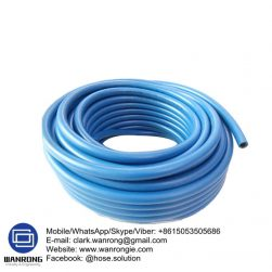 Supply Hot Air Blower Hose; Application: Dry bulk transfers; Special Feature: Ozone Resistant; Tube: EPR, Cover: EPDM; Reinforcement: High strength synthetic cord; WP: 150 psi; Temperature: -40°C to 180°C; Size Range: 75mm