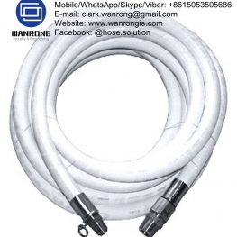 Hot Water Washdown Hose Supplier