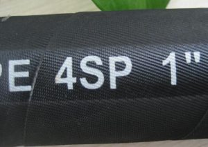 Hydraulic Hose EN856 4SP Product Supplier