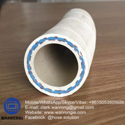 Supply PVC Dairy Washdown Hose; Application: Cold water wash down; Special Features: Abrasion resistant & Flexible; Tube: PVC, Cover: PVC; Reinforcement: HS Polyester braid; WP: 145 psi; Temperature: -5°C to 60°C; Size Range: 12.5mm to 40mm