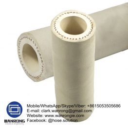 PVC Dairy Wash Down Hose Tube: PVC Cover: PVC Reinforcement: HS Polyester braid WP: 145 psi Temperature: -5°C to 60°C Special Features: Abrasion resistant & Flexible Size Range: 12.5mm to 40mm Application: Cold water wash down WANRONG INDUSTRY & ENGINEERING LIMITED Mobile/WhatsApp/Skype/Viber: +8615053505686 Tel: +86-18853542801 Email: clark.wanrong@gmail.com Website: https://www.wanrongie.com Facebook: http://www.facebook.com/Industrial.Rubber.Hose LinkedIn: http://www.linkedin.com/showcase/industrial-hoses Twitter: http://twitter.com/hose_solution Pinterest: http://pin.it/mje6xdv4tophdb YouTube: http://youtu.be/v-BaGN2YzgU