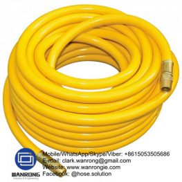 PVC FRAS Delivery Hose Tube: PVC Cover: PVC Reinforcement: High strength polyester braid WP: 305 psi Temperature: -5°C to 60°C Special Features: AS 2660A & Anti-static Size Range: 12.5mm to 50mm. 25mm - 500 psi WP: available Application: Anti-static hose designed for mines. WANRONG INDUSTRY & ENGINEERING LIMITED Mobile/WhatsApp/Skype/Viber: +8615053505686 Tel: +86-18853542801 Email: clark.wanrong@gmail.com Website: https://www.wanrongie.com Facebook: http://www.facebook.com/Industrial.Rubber.Hose LinkedIn: http://www.linkedin.com/showcase/industrial-hoses Twitter: http://twitter.com/hose_solution Pinterest: http://pin.it/nesobjcqbknz3u YouTube: http://youtu.be/tMAf6OMdasA