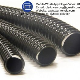 Supply PVC Marine Flex Hose; Application: Marine industry bilge pumps, air seeder; Tube: PVC, Cover: PVC; Reinforcement: Rigid PVC helix; Special Features: UV stabilized, Abrasion resistant; WP: *101 to 58 psi; Temperature:-5°C to 60°C; Size Range: 19mm to 75mm
