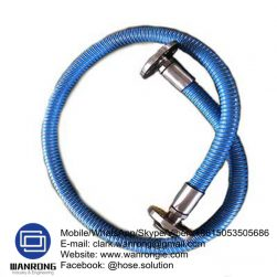 Supply Petrol/Oil Suction & Delivery Hose; Application: Oil resistant heavy duty; Special Features: Weather & Abrasion resistant; Tube: NBR/PVC, Cover: NBR/PVC blend; Reinforcement: Rigid PVC helix; WP: *121 to 44 psi; Temperature: -10°C to 60°C; Size Range: 25mm to 150mm