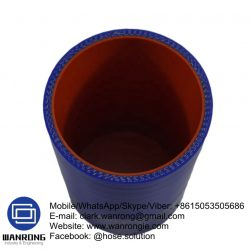 Supply Straight Radiator Hose; Application: For Handling hot water & antifreeze etc. in cooling systems; Tube: NR/EPDM, Cover: NR/EPDM blend; Reinforcement: Nylon cord; WP: 72 PSi; Temperature: -40°C to 100°C; Special Features: To ISO 4081: 2005(e) Type 1; Size range: 19mm to 76mm