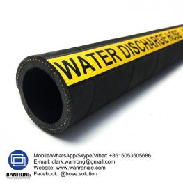 Supply Super Heavy Duty Delivery Hose; Application: Mining (heave duty cover); Special Feature: Oil & Ozone Resistant; Tube: SBR, Cover: EPDM; Reinforcement: High strength synthetic cord; WP: 300 psi; Temperature: -30°C to 80°C; Size Range: 12.5mm to 50mm