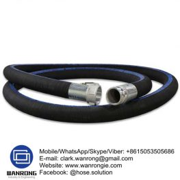Air & Water Delivery Hose Assembly PVC ID Sizes: 10mm to 50mm Temperature Range: 0°C to 60°C Standard Lengths: 20m, 100m Rubber Delivery ID Sizes: 10mm to 100mm Temperature Range: -15°C to 70°C Standard Lengths: 20m Rubber Suction Delivery ID Sizes: 38mm to 152mm Temperature Range: -15°C to 70°C Standard Lengths: 20m Construction: Hose fitted with Bronze Camlocks & Pre-Form Clamps Application: Designed specifically for the conveyance of water in coal mining applications. Mandrel built hose to AS/NZS 2660:1991 Class B & C covering Fire Resistant Anti-Static Also Available: 120m lengths available in some rubber hose sizes on request. Available with A-type 12mm to 32mm and Surelock couplings up to 80mm. Swaged shouldered ends. Camlock fittings. WANRONG INDUSTRY & ENGINEERING LIMITED Mobile/WhatsApp/Skype/Viber: +8615053505686 Tel: +86-18853542801 Email: clark.wanrong@gmail.com Website: https://www.wanrongie.com Facebook: http://www.facebook.com/Hose.Assembly.Supplier LinkedIn: http://www.linkedin.com/showcase/hose-assembly-solution Twitter: http://twitter.com/hose_solution Pinterest: http://pin.it/22bbakxoy7ubeu YouTube: http://youtu.be/c6O73n1qnTk