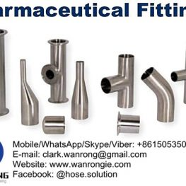 Bio Pharmaceutical Fittings Supplier