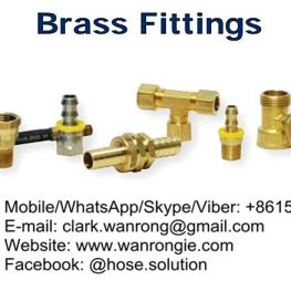 Brass Fittings Supplier
