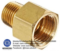 Supply Brass Fittings: Hose stations, nozzles, garden hose fittings, garden hose, shank fittings, ferrules, crimping tools, pressure gun and accessories, grease whip assemblies, push-on fittings, short shank fittings