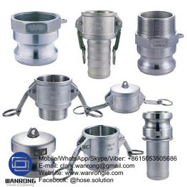 Cam and Groove Hose Fittings Supplier