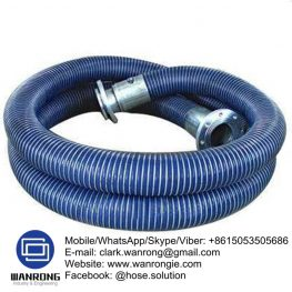 Composite Chemical Hose Assembly Temperature Range: -40°C to 80°C ID Sizes: 25mm to 100mm Standard Lengths: 20m & 30m (lengths may vary between sizes) Standards: Electrically resistant to less than 10 ohms, as required by BS 5842:1980 clause 6.2. Hose assembly in accordance with EN 13765:2003 Application: Anti-Static lightweight, robust and flexible suction and delivery hose for a wide range of chemicals. Hard wearing and cost effective. Used on plant, rail and road tankers for chemical transfer. Mine sites, chemical manufacturing plants. Also Available: Different wire options. WANRONG INDUSTRY & ENGINEERING LIMITED Mobile/WhatsApp/Skype/Viber: +8615053505686 Tel: +86-18853542801 Email: clark.wanrong@gmail.com Website: https://www.wanrongie.com Facebook: http://www.facebook.com/Hose.Assembly.Supplier LinkedIn: http://www.linkedin.com/showcase/hose-assembly-solution Twitter: http://twitter.com/hose_solution Pinterest: http://pin.it/b7vvdjiilh2hdr YouTube: http://youtu.be/hcRTFhSR0ns