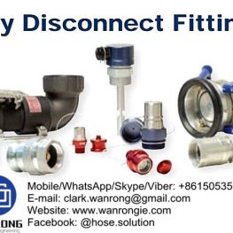 Supply Dry Disconnect Fittings: Dry disconnect fittings, dry gas, dry aviation, dry break, FloMAX connectors, safety break away fittings