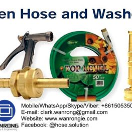 Garden Hose and Washdown Fittings:  Menders, nozzles, quick-connects, hose, swivels, hose barb fittings, forged valves, couplers, coil hose, screens, straight through's.  WANRONG INDUSTRY & ENGINEERING LIMITED Mobile/WhatsApp/Skype/Viber: +8615053505686 Tel: +86-18853542801 Email: clark.wanrong@gmail.com Website: https://www.wanrongie.com Facebook: http://www.facebook.com/Hose.Fittings.Connector.Clamp LinkedIn: http://www.linkedin.com/showcase/hose-fittings Twitter: http://twitter.com/hose_solution Pinterest: http://pin.it/tyxblg4ibf332s YouTube: http://youtu.be/LTtJgTowsBA