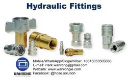 Supply Hydraulic Fittings: Flow control valves, high pressure ball valves, needle valves, hydraulic quick connects, return line fittings, plugs and caps, swivel adapters, hydraulic couplings, flat face fittings