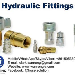 Hydraulic Fittings Supplier