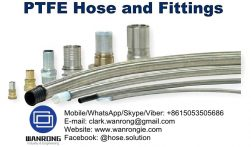 PTFE Fittings: Nominal fittings, true ID fittings, smooth bore PTFE conductive and non-conductive hose, open pitch convoluted hose, heavy wall true ID smooth bore hose WANRONG INDUSTRY & ENGINEERING LIMITED Mobile/WhatsApp/Skype/Viber: +8615053505686 Tel: +86-18853542801 Email: clark.wanrong@gmail.com Website: https://www.wanrongie.com Facebook: http://www.facebook.com/Hose.Fittings.Connector.Clamp LinkedIn: http://www.linkedin.com/showcase/hose-fittings Twitter: http://twitter.com/hose_solution Pinterest: http://pin.it/lkphrkfka27h2b YouTube: http://youtu.be/rBJR3uxxSw0