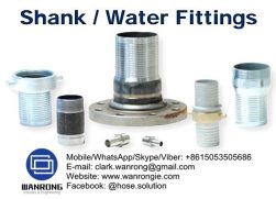 Water Shank Fittings Supplier
