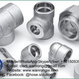 Supply Weld Fittings: Weld end fittings, welding nipples, flanges, turned back fittings, NPT threaded fittings, nipples, sight flow indicators, grooved pipe fittings, Straub couplings