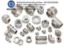 Weld End Fittings