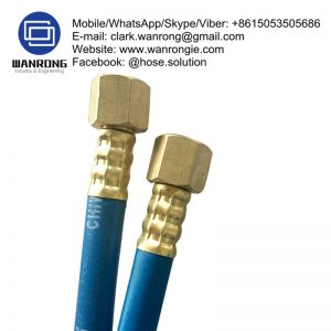 Twin Line Welding Hose Assembly Supplier